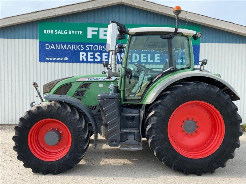 Traktor tip Fendt 724 Vario SCR Profi Plus med F-PTO, Gebrauchtmaschine in Rødekro (Poză 1)