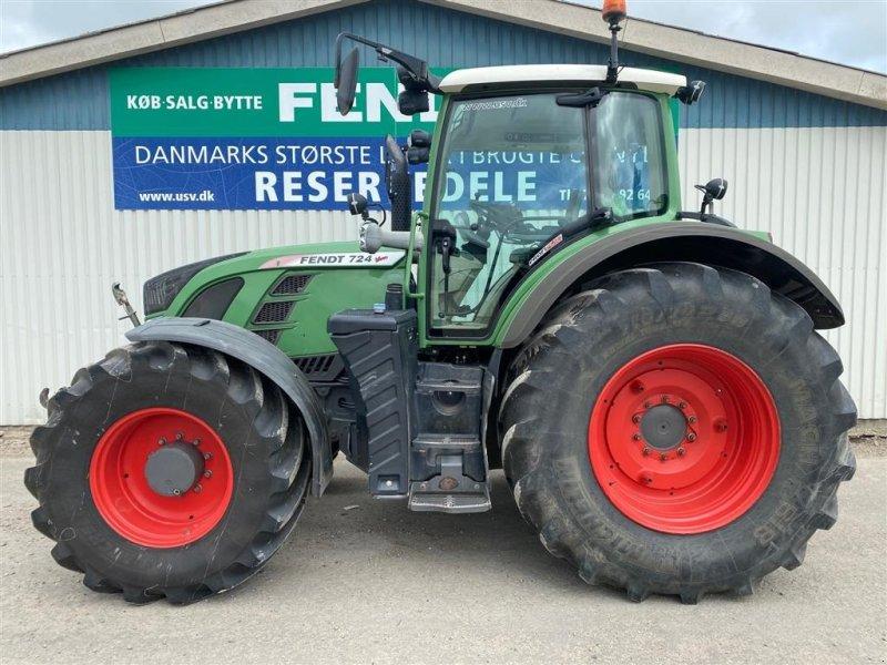 Traktor типа Fendt 724 Vario SCR Profi Plus med F-PTO, Gebrauchtmaschine в Rødekro (Фотография 1)