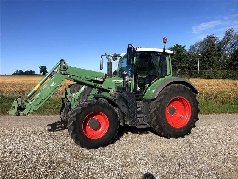 Traktor типа Fendt 724 Vario SCR Profi Plus Med Frontlæsser, Gebrauchtmaschine в Randers SV (Фотография 1)