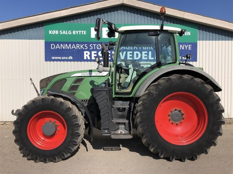 Traktor типа Fendt 724 Vario SCR Profi Plus, Gebrauchtmaschine в Rødekro (Фотография 1)