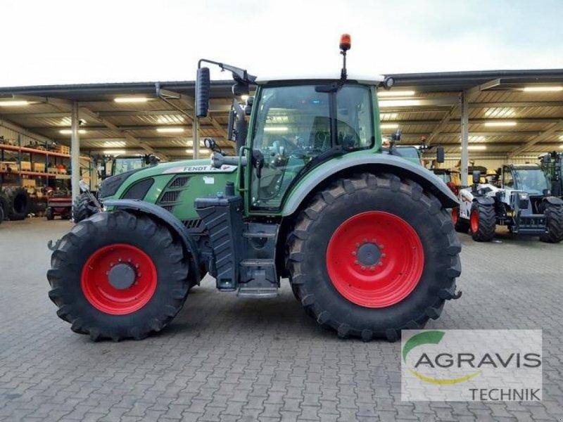 Traktor des Typs Fendt 724 VARIO SCR PROFI PLUS, Gebrauchtmaschine in Walsrode (Bild 1)