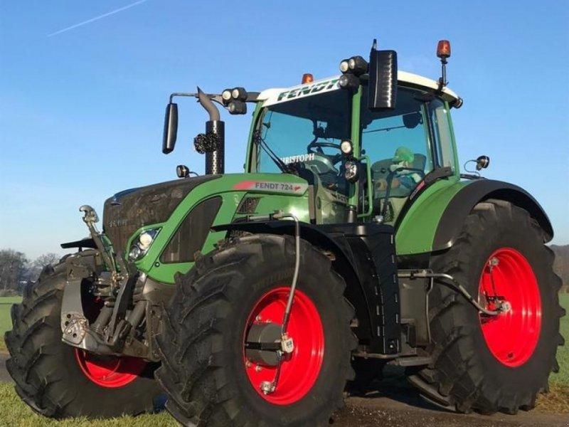Traktor des Typs Fendt 724 VARIO SCR PROFI PLUS, Gebrauchtmaschine in Borken (Bild 1)