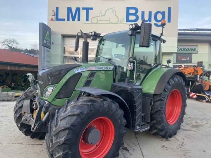 Traktor des Typs Fendt 724 Vario SCR Profi-Plus, Gebrauchtmaschine in Hürm (Bild 1)