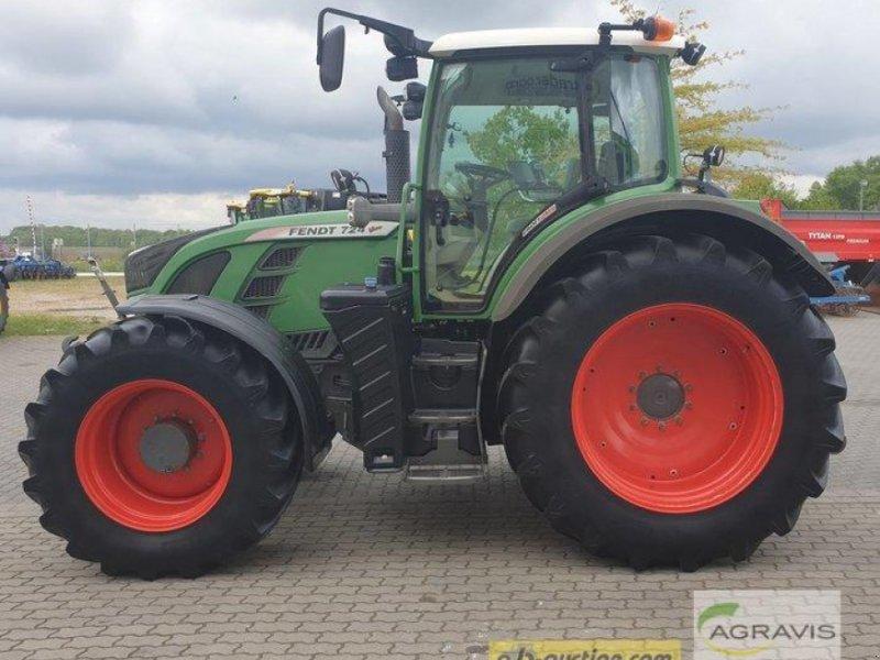 Traktor des Typs Fendt 724 VARIO SCR PROFI PLUS, Gebrauchtmaschine in Calbe / Saale (Bild 2)