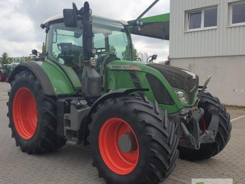 Traktor des Typs Fendt 724 VARIO SCR PROFI PLUS, Gebrauchtmaschine in Calbe / Saale (Bild 7)