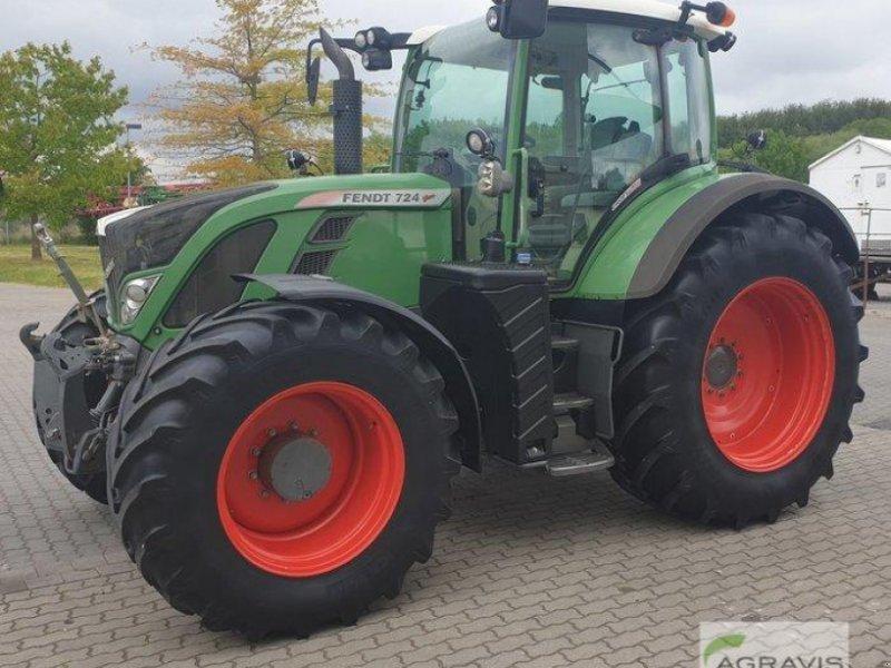 Traktor des Typs Fendt 724 VARIO SCR PROFI PLUS, Gebrauchtmaschine in Calbe / Saale (Bild 1)