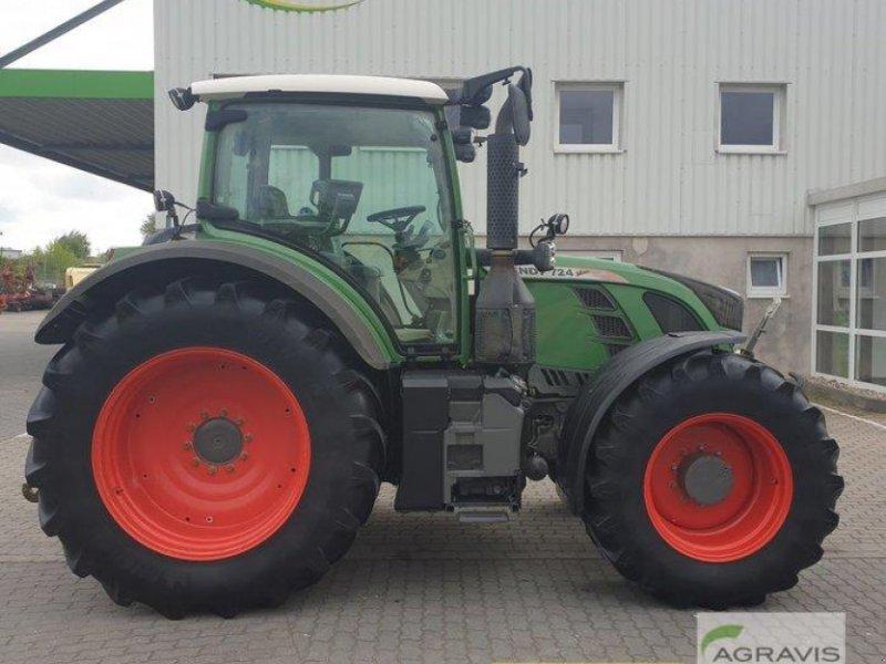 Traktor des Typs Fendt 724 VARIO SCR PROFI PLUS, Gebrauchtmaschine in Calbe / Saale (Bild 6)