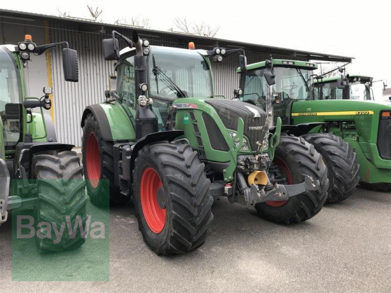 Traktor des Typs Fendt 724 VARIO SCR Profi Plus, Gebrauchtmaschine in Heilbronn (Bild 2)