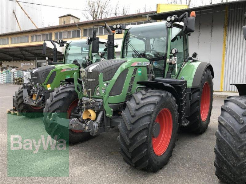 Traktor του τύπου Fendt 724 VARIO SCR Profi Plus, Gebrauchtmaschine σε Heilbronn (Φωτογραφία 1)