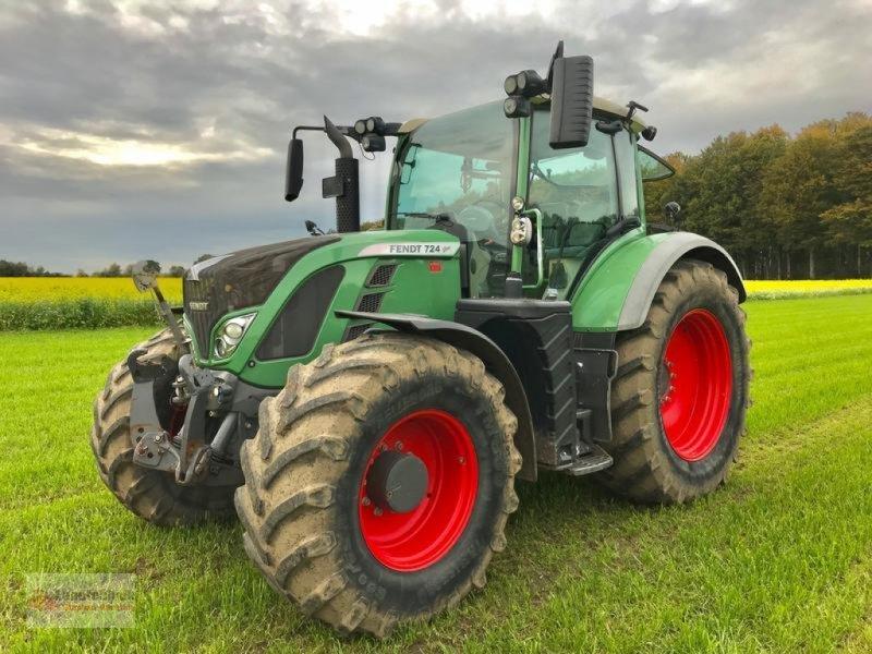 Traktor типа Fendt 724 Vario SCR Profi Plus, Gebrauchtmaschine в Marl (Фотография 1)