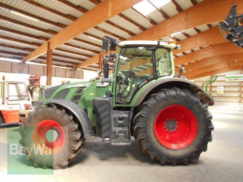 Traktor des Typs Fendt 724 VARIO SCR PROFI PLUS, Gebrauchtmaschine in Mindelheim (Bild 1)