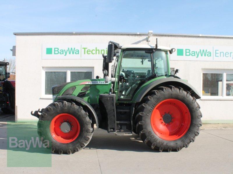 Traktor typu Fendt 724 Vario SCR Profi Plus, Gebrauchtmaschine v Straubing (Obrázok 1)