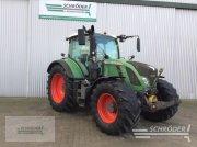 Fendt 724 Vario SCR Profi Plus Tractor