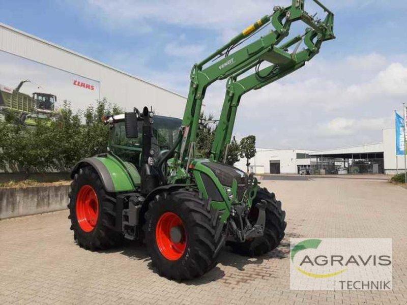 Traktor des Typs Fendt 724 VARIO SCR PROFI PLUS, Gebrauchtmaschine in Alpen (Bild 1)