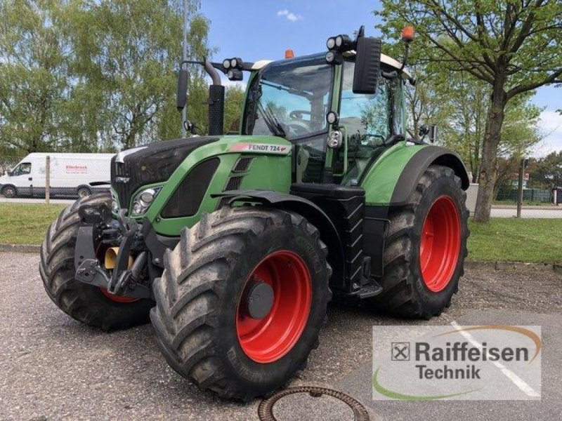 Traktor des Typs Fendt 724 Vario SCR Profi Plus, Gebrauchtmaschine in Bad Oldesloe (Bild 1)
