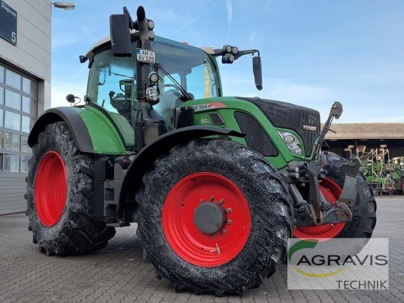 Traktor des Typs Fendt 724 VARIO SCR PROFI, Gebrauchtmaschine in Ahaus-Wessum (Bild 1)