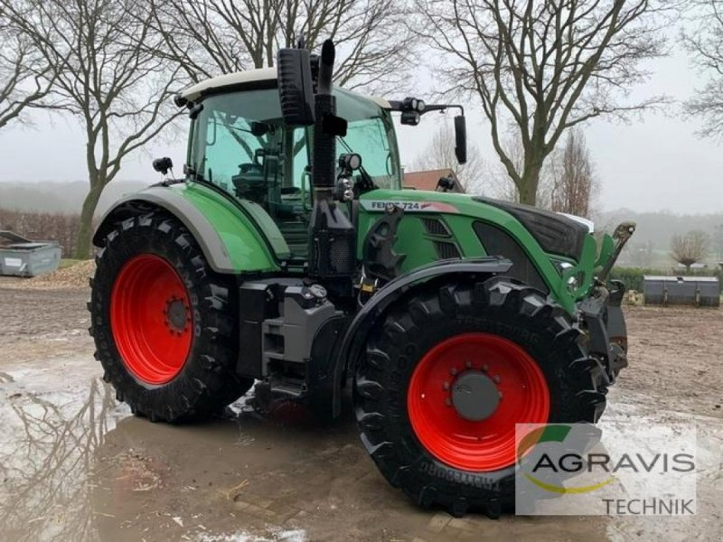Traktor des Typs Fendt 724 VARIO SCR PROFI, Gebrauchtmaschine in Olfen (Bild 1)