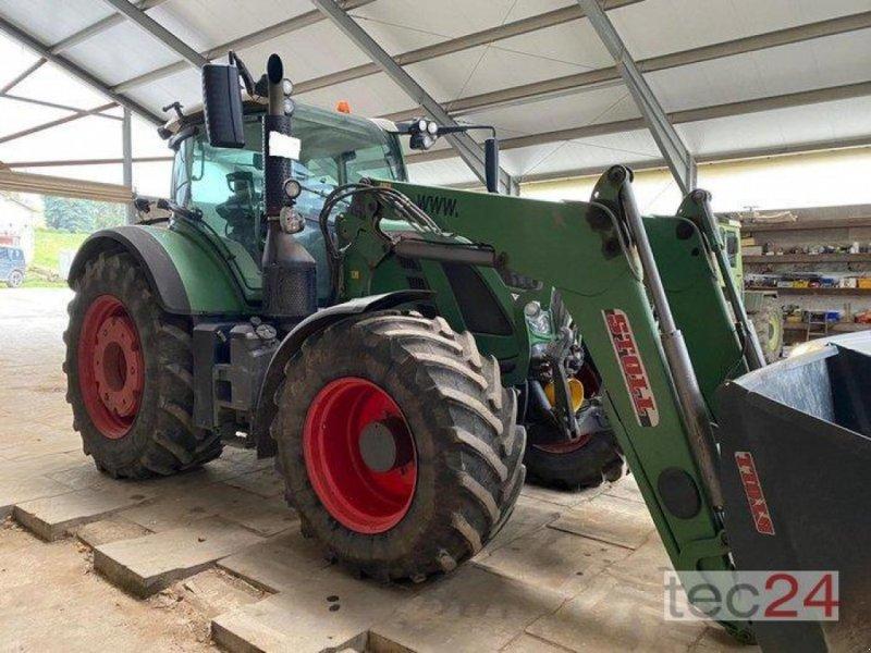 Traktor des Typs Fendt 724 Vario SCR, Gebrauchtmaschine in Diez (Bild 2)