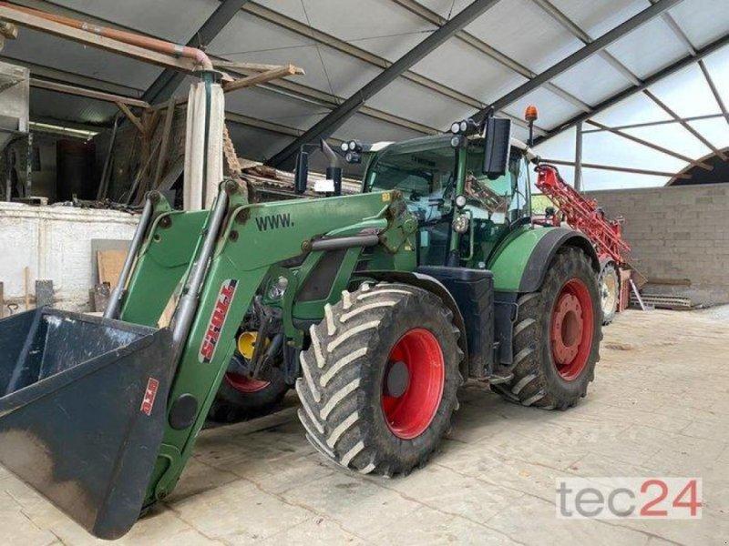 Traktor des Typs Fendt 724 Vario SCR, Gebrauchtmaschine in Diez (Bild 1)