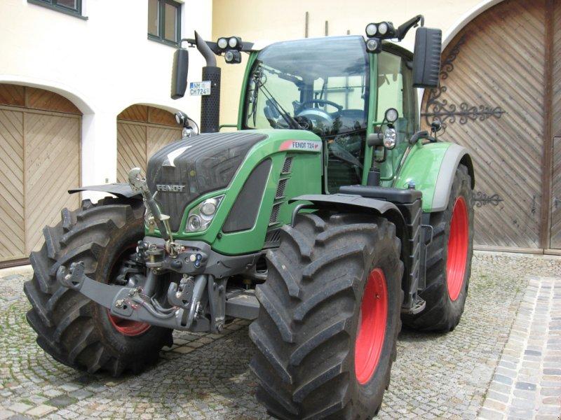 Traktor des Typs Fendt 724 Vario SCR, Gebrauchtmaschine in Velburg (Bild 1)