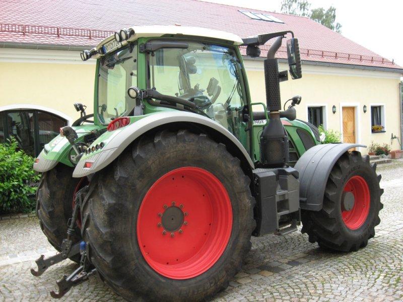Traktor des Typs Fendt 724 Vario SCR, Gebrauchtmaschine in Velburg (Bild 5)