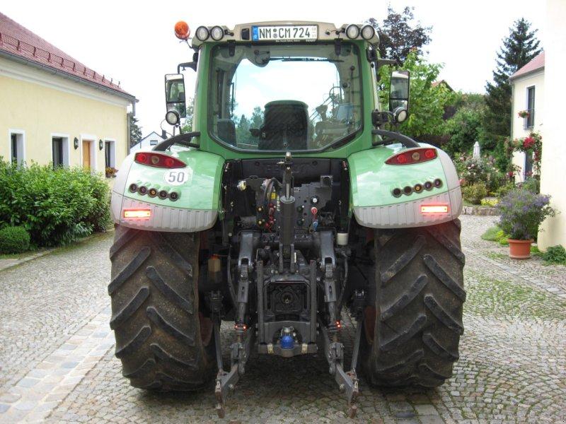 Traktor des Typs Fendt 724 Vario SCR, Gebrauchtmaschine in Velburg (Bild 6)