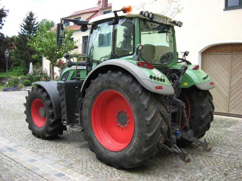Traktor des Typs Fendt 724 Vario SCR, Gebrauchtmaschine in Velburg (Bild 7)