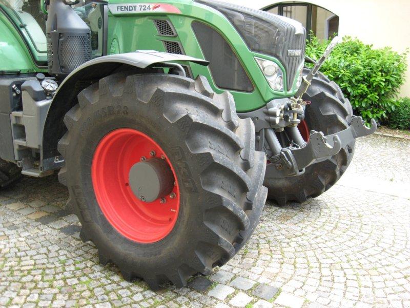 Traktor des Typs Fendt 724 Vario SCR, Gebrauchtmaschine in Velburg (Bild 13)