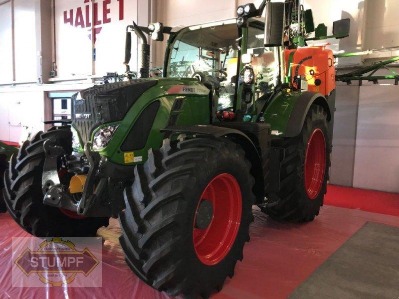 Traktor of the type Fendt 724 Vario, Neumaschine in Grafenstein (Picture 3)