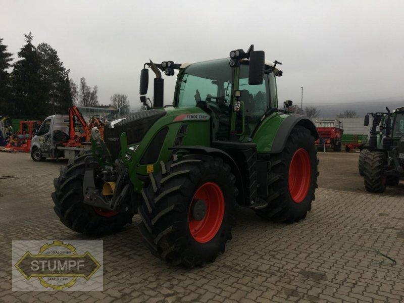 Traktor typu Fendt 724 Vario, Gebrauchtmaschine v Grafenstein (Obrázok 2)