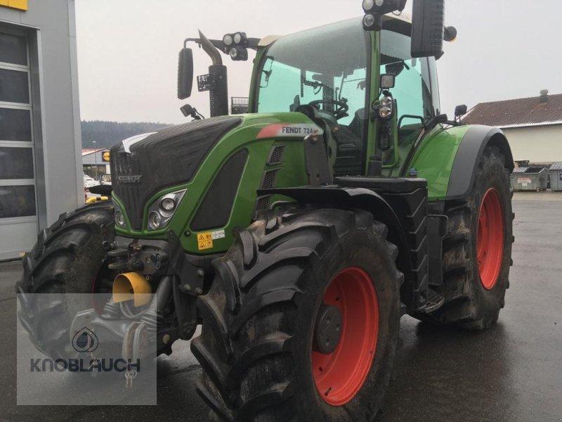 Traktor a típus Fendt 724 Vario, Gebrauchtmaschine ekkor: Immendingen (Kép 1)