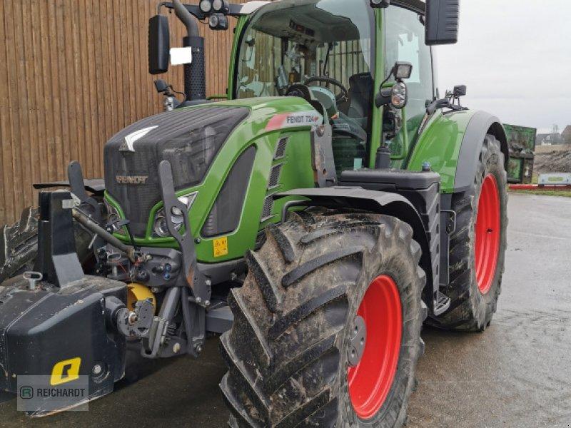 Traktor des Typs Fendt 724 Vario, Gebrauchtmaschine in Altheim Alb (Bild 1)