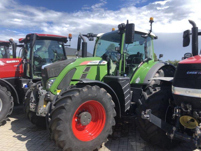 Traktor типа Fendt 724 Vario, Vorführmaschine в Traberg (Фотография 1)