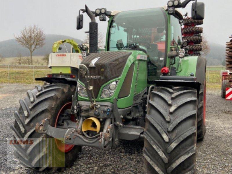 Traktor des Typs Fendt 724 Vario, Gebrauchtmaschine in Vachdorf (Bild 1)