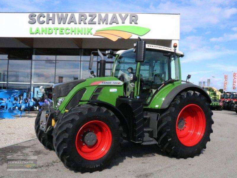 Traktor des Typs Fendt 724 Vario, Gebrauchtmaschine in Gampern (Bild 1)