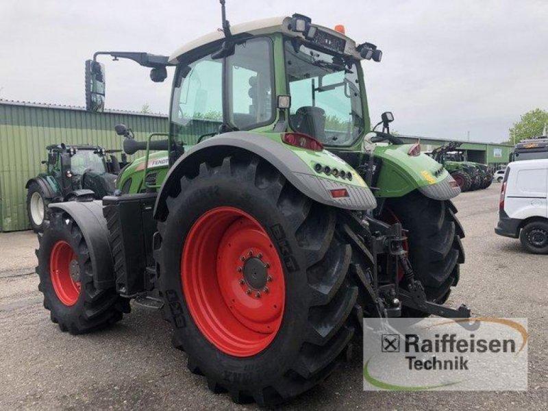 Traktor des Typs Fendt 724 Vario, Gebrauchtmaschine in Bad Oldesloe (Bild 8)