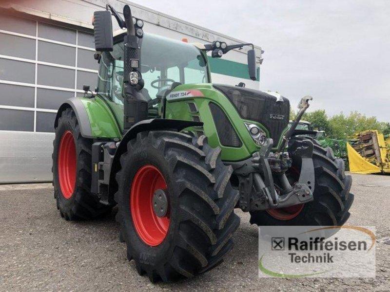 Traktor des Typs Fendt 724 Vario, Gebrauchtmaschine in Bad Oldesloe (Bild 5)