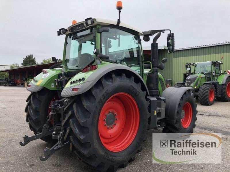 Traktor des Typs Fendt 724 Vario, Gebrauchtmaschine in Bad Oldesloe (Bild 10)