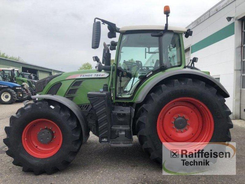 Traktor des Typs Fendt 724 Vario, Gebrauchtmaschine in Bad Oldesloe (Bild 7)