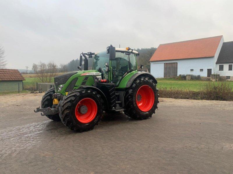 Traktor tip Fendt 724 Vario, Gebrauchtmaschine in Lichtenau (Poză 1)