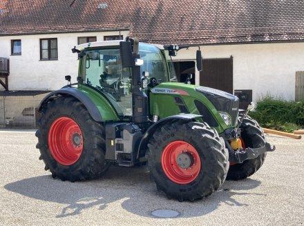 Traktor a típus Fendt 724 Vario, Gebrauchtmaschine ekkor: Oberlauterbach (Kép 2)