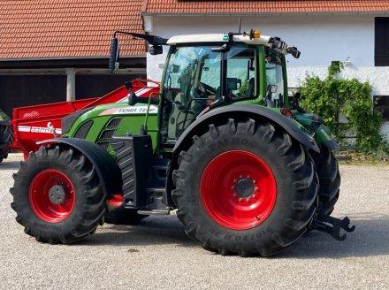Traktor a típus Fendt 724 Vario, Gebrauchtmaschine ekkor: Oberlauterbach (Kép 9)