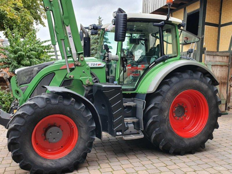 Traktor типа Fendt 724 Vario, Gebrauchtmaschine в Hüttenrode (Фотография 1)