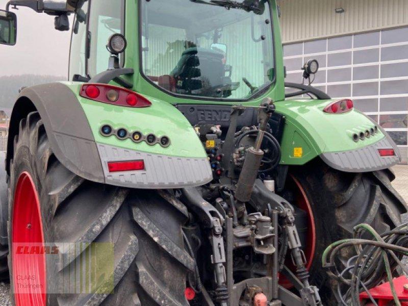 Traktor des Typs Fendt 724 Vo Vario, Gebrauchtmaschine in Vachdorf (Bild 1)