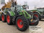 Traktor des Typs Fendt 724 in Bad Oldesloe