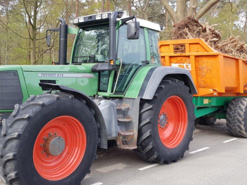 Traktor des Typs Fendt 816 818 822 824 515 614 615 826, Gebrauchtmaschine in Bergen op Zoom (Bild 1)