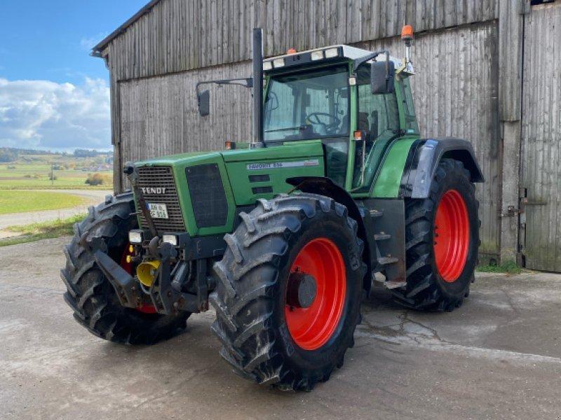 Traktor des Typs Fendt 816 Favorit, Gebrauchtmaschine in Colmberg  (Bild 1)
