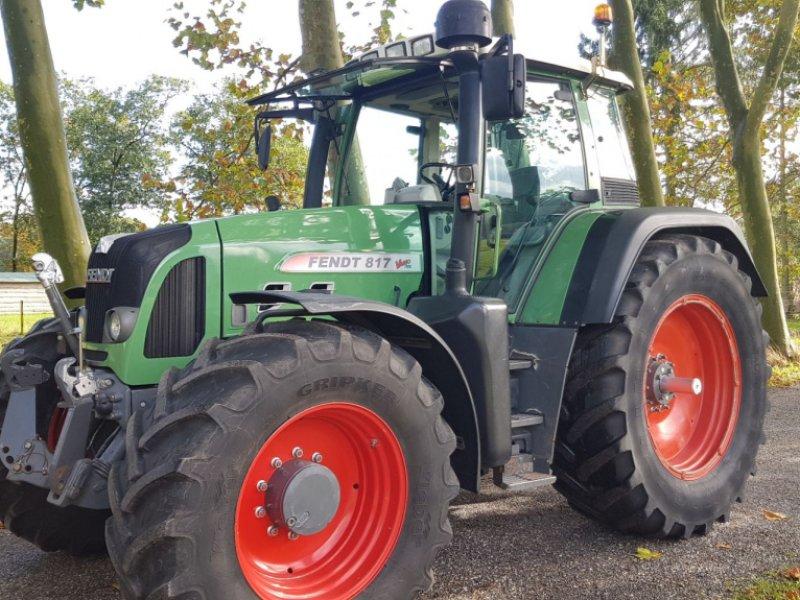Traktor типа Fendt 817 818 820 718, Gebrauchtmaschine в Bergen op Zoom (Фотография 1)