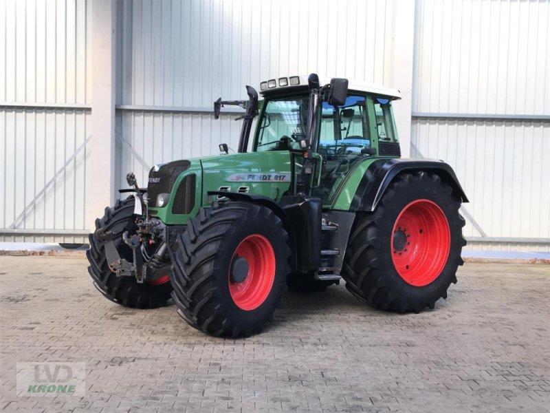 Traktor типа Fendt 817 Vario, Gebrauchtmaschine в Spelle (Фотография 1)
