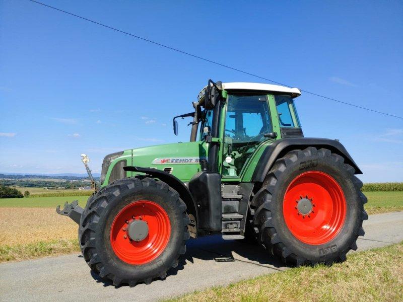 Traktor des Typs Fendt 817 Vario, Gebrauchtmaschine in Roßbach (Bild 1)